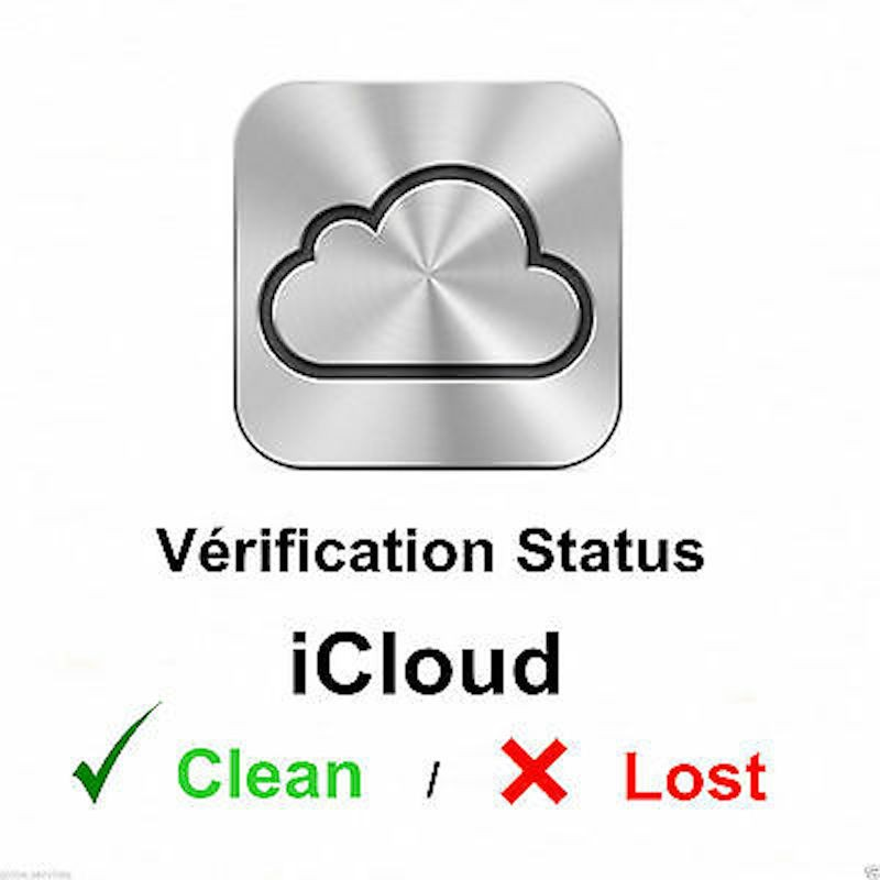 Check ICLOUD CLEAN LOST MODE IPHONE