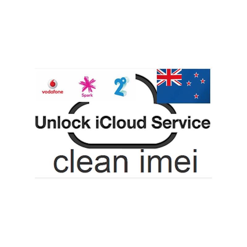 Unlock iCloud IPhone from New zealand