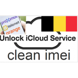 Suppression compte iCloud iPhone Belgique
